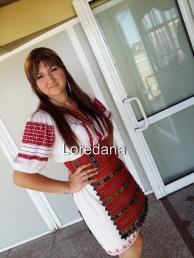 Solista-Loredana Ionescu