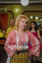 Solista-Magda Ionescu